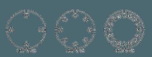 Рисунок № 4. Последовательность затяжки болтов фланцев уральский метизный завод
